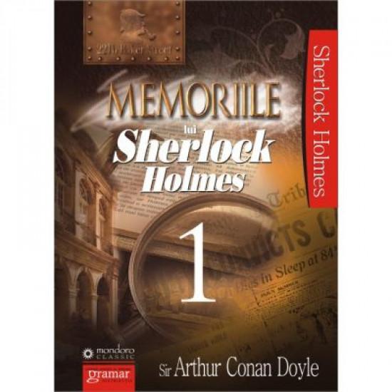 Memoriile lui Sherlock Holmes #1