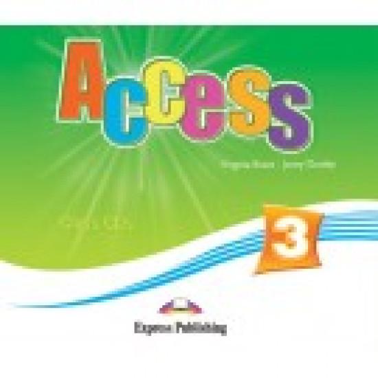 Access - Class CDs 3 (set 4 CD-uri)