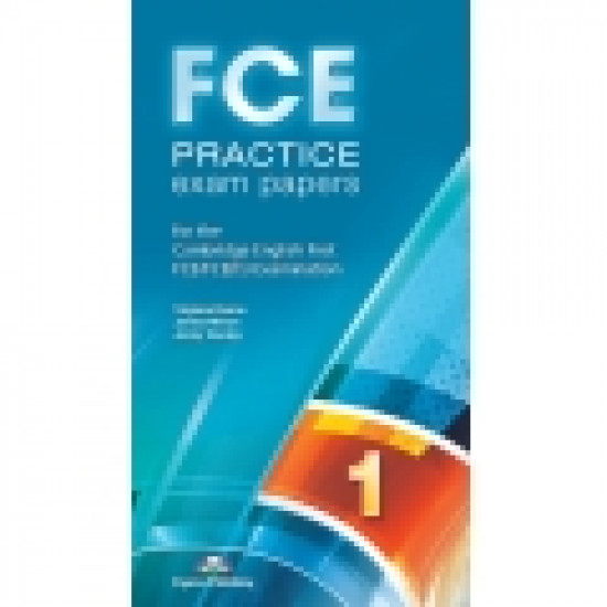 FCE Practice Exam Papers 1 - Class CDs