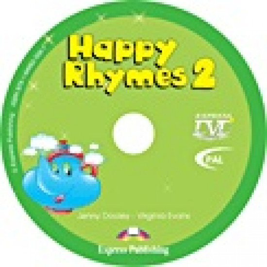 Happy Rhymes 2 - DVD Express