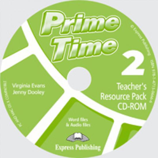 Prime Time 2 - Teacher's Resource Pack CD-ROM