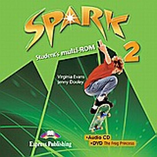 SPARK 2 Monstertrackers - MULTI-ROM ( AUDIO CD + DVD )