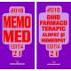 MEMOMED 2018 + Ghid Farmacoterapic Alopat si Homeopat