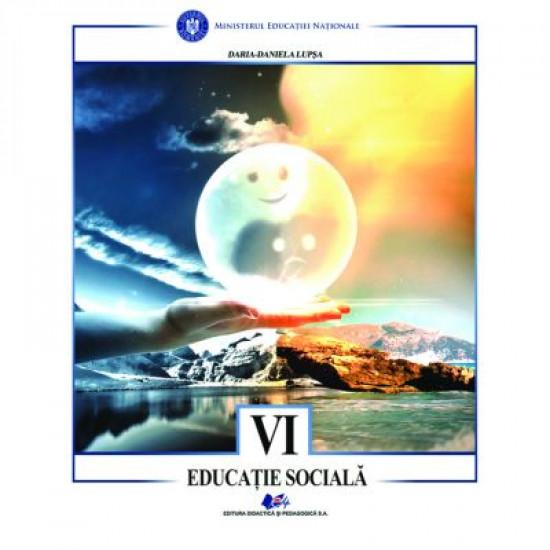 Educatie Sociala. Manual Clasa a 6-a (Lupsa)