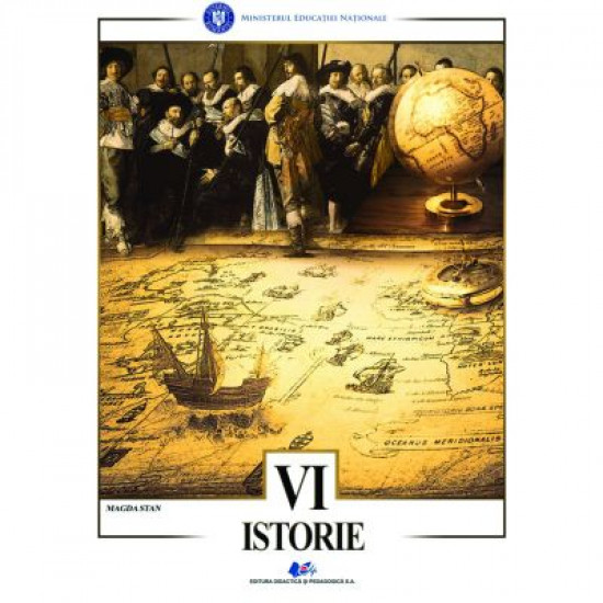 Istorie. Manual Clasa a 6-a (Stan)